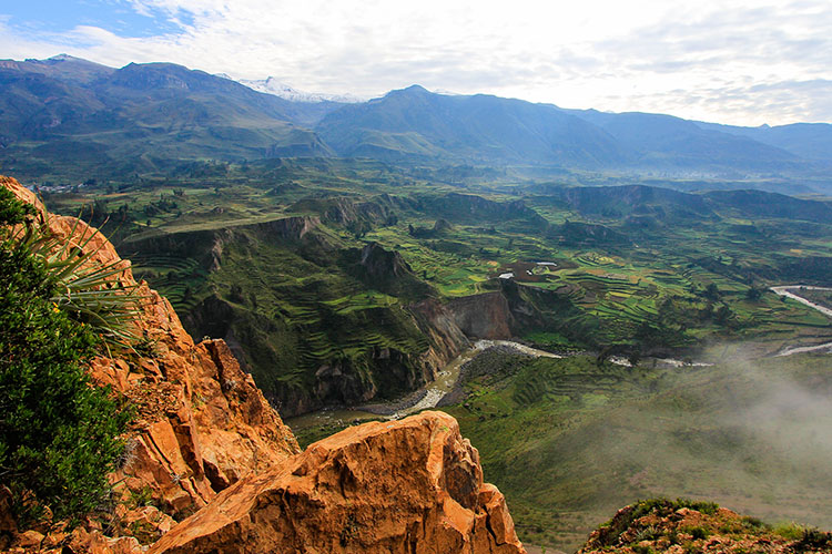 Colca Canyon: The Real Grand Canyon?
