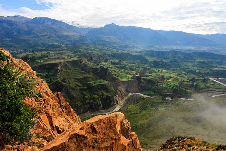 Colca Canyon: The Real Grand Canyon?