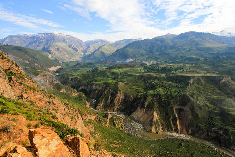 Colca Canyon in Peru 2 - Wanderlusters