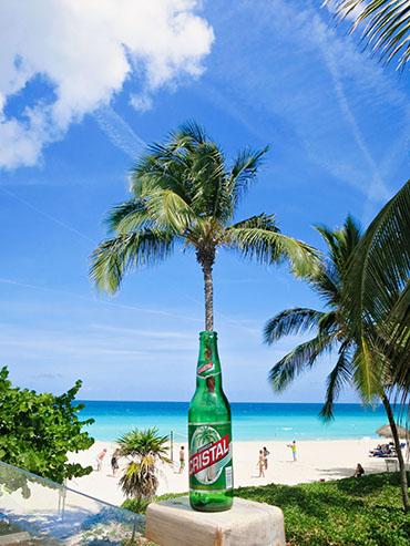 Cuba - Cristal Beer - Wanderlusters
