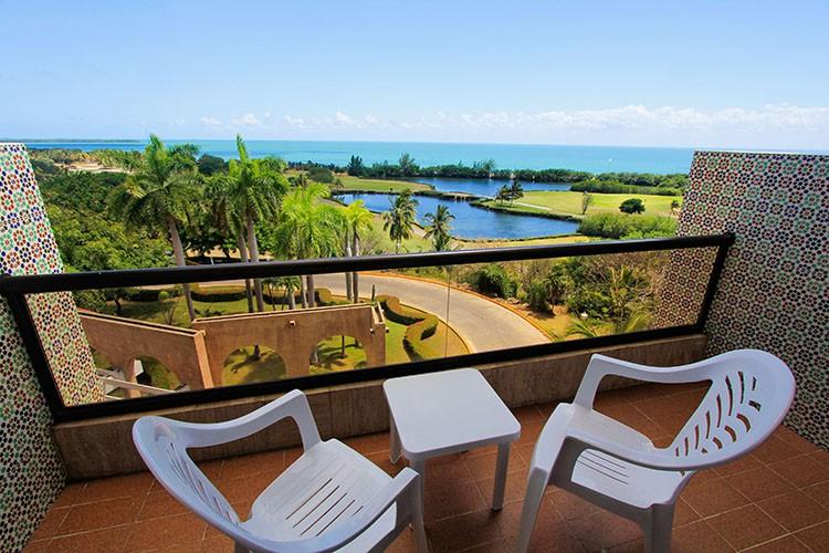 Cuba - Melia Las Americas Room Balcony - Wanderlusters