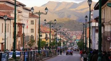 Cusco Main Street - Peru - Wanderlusters