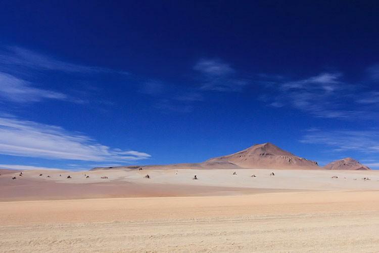 Dali Desert - Bolivia Salt Flats - Wanderlusters 1