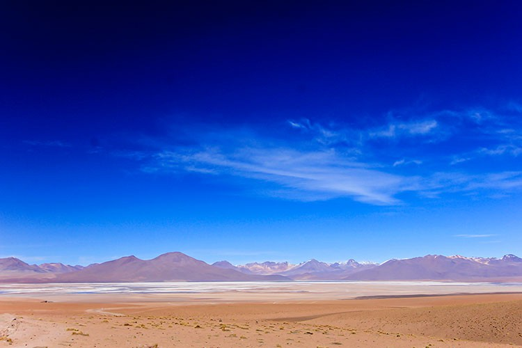 Desert Landscapes - Bolivia Salt Flats Tour - Wanderlusters