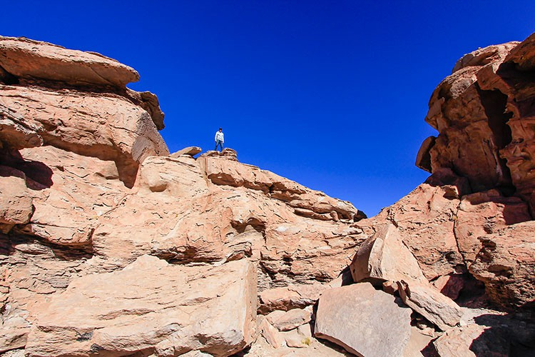 Desert Stone Rock Formations - Bolivia Salt Flats Tour - Wanderlusters