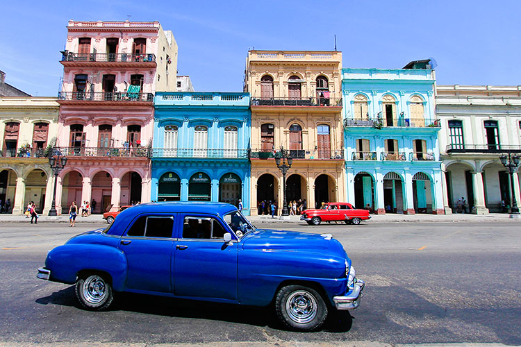 Havana: Cars, Cigars & Communism