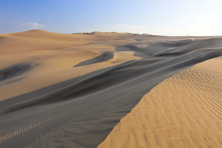 Huacachina Sand Dunes Overview - Peru - Wanderlusters