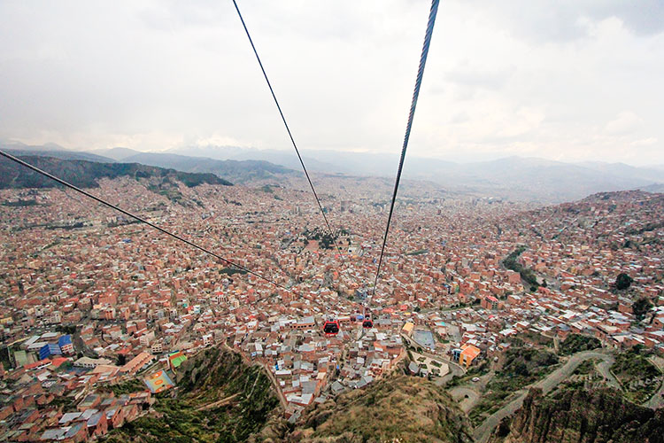 La Paz: City in the Sky