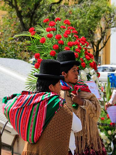 La Paz Cholas - Bolivia - Wanderlusters