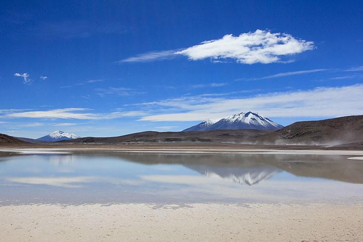 Laguna Honda - Bolivian Salt Flats Tour - Wanderlusters