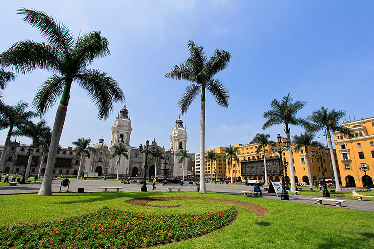 Lima: Peru's Choatic Capital