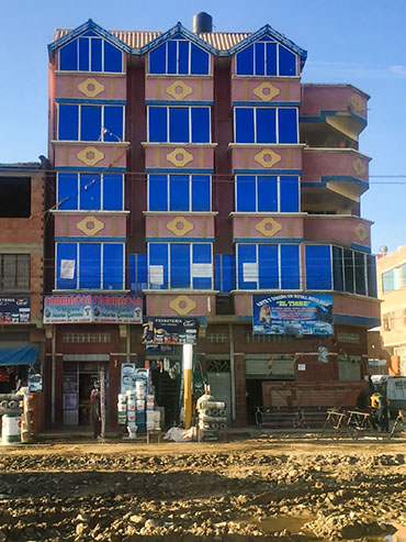 Neoandean Architecture - Bolivia - Wanderlusters