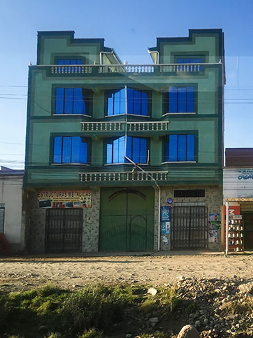 Neoandean Style Architecture - Bolivia - Wanderlusters