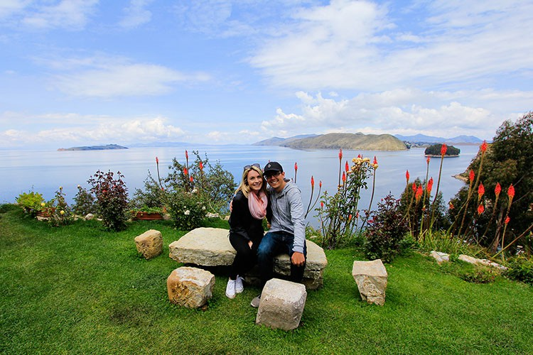 Overview of Lake Titicaca - Bolivia - Wanderlusters