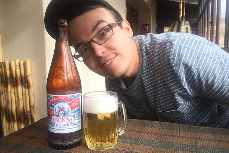 Pacena Beer - Bolivia - Wanderlusters