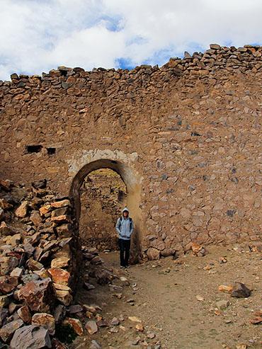 San Antonio de Lipez Arches - Bolivia Salt Flats Tour - Wanderlusters