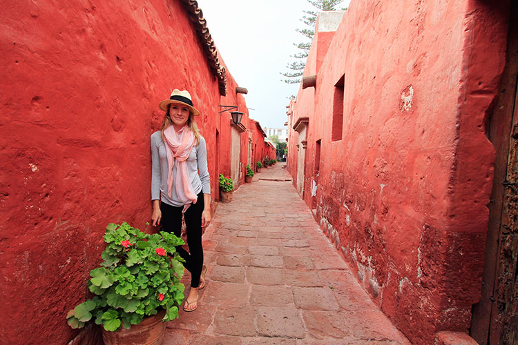 Arequipa: Santa Catalina Monastery