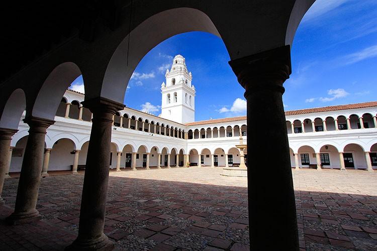 Sucre University - Bolivia - Wanderlusters