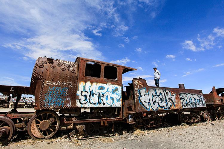 Adios Bolivia: Interesting Facts & Observations