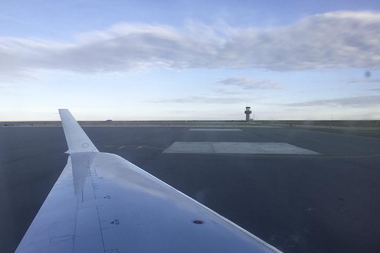Uyuni Airport - Bolivia - Wanderlusters