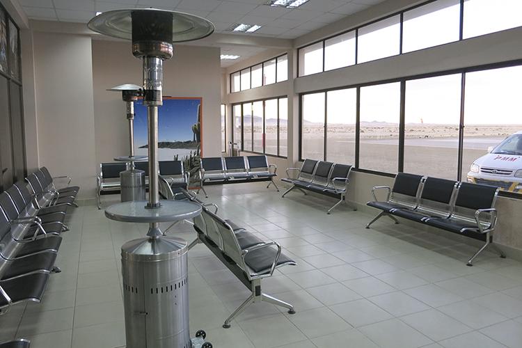 Uyuni Airport Heaters - Bolivia - Wanderlusters