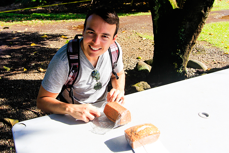 Aunt Sandys Banana Bread Loaf - Road to Hana - Maui Hawaii - Wanderlusters (750x500)