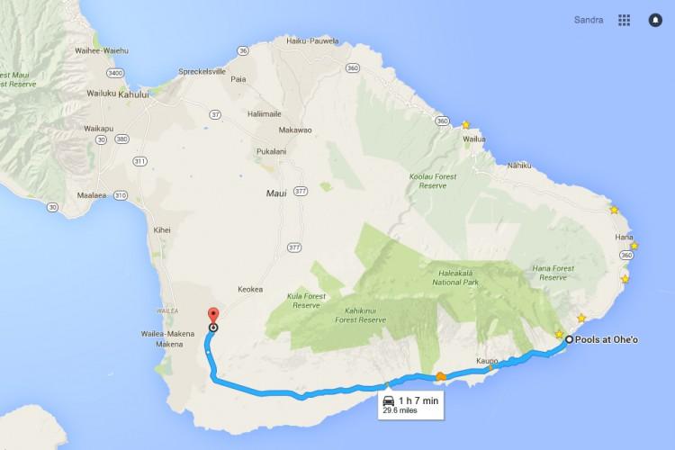 Back Road to Hana - Pilani Highway - Maui Hawaii - Wanderlusters