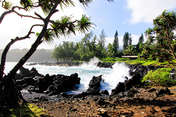 Ke-anae Peninsula - Road to Hana - Maui Hawaii - Wanderlusters
