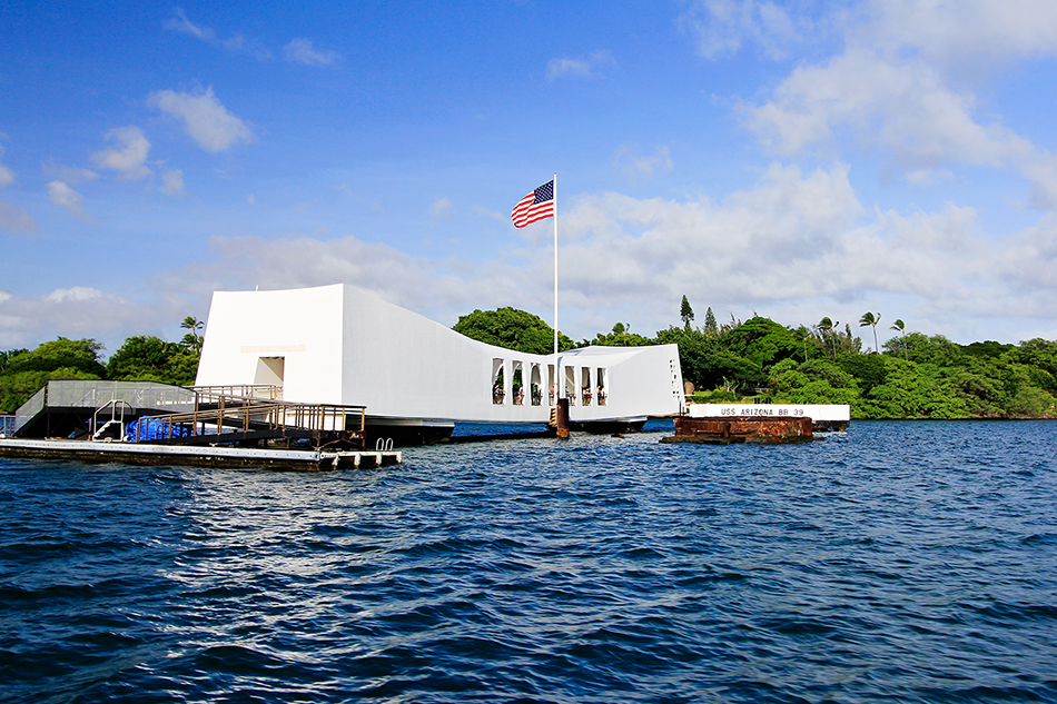 Remembrance Day at Pearl Harbor