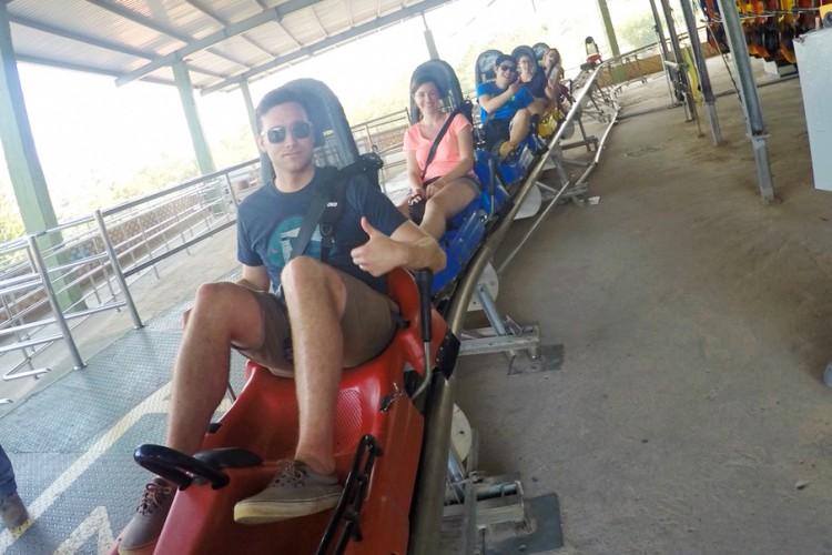 Alpine Rollercoaster - Happy Land Dalat - Vietnam - Wanderlusters
