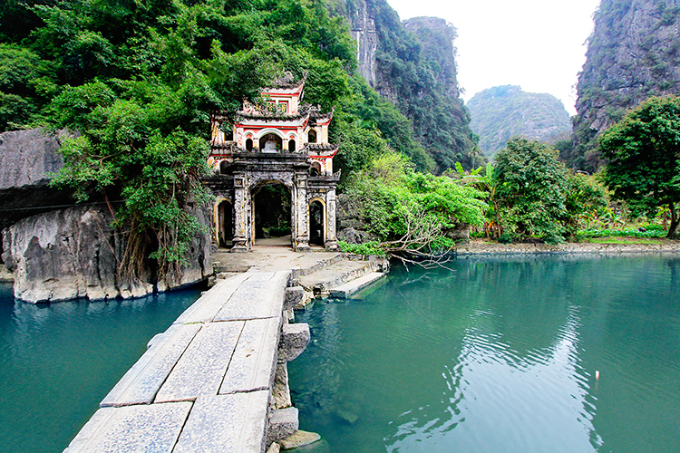 Bich Dong Pagoda - Ninh Binh Vietnam - Wanderlusters