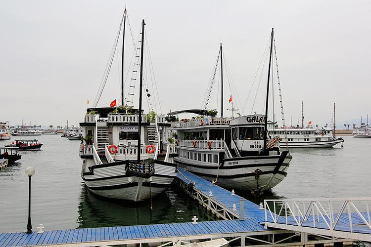 Galaxy Cruises - Halong Bay Vietnam - Wanderlusters