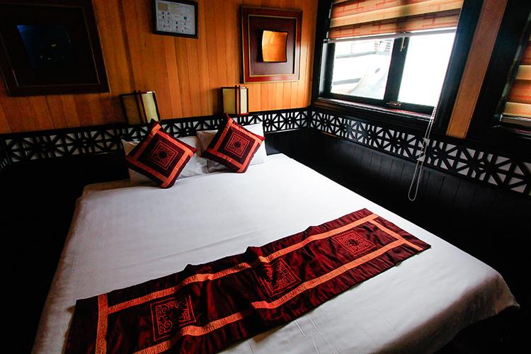 Halong Bay Boat Cruise Bed - Vietnam - Wanderlusters