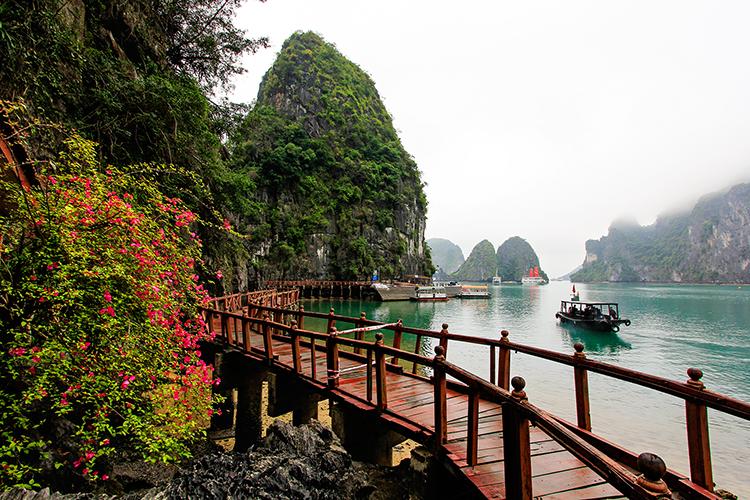 Halong Bay Bridge - Vietnam - Wanderlusters