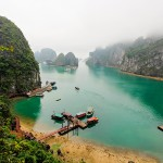 Vietnam's Natural World Wonder: Halong Bay