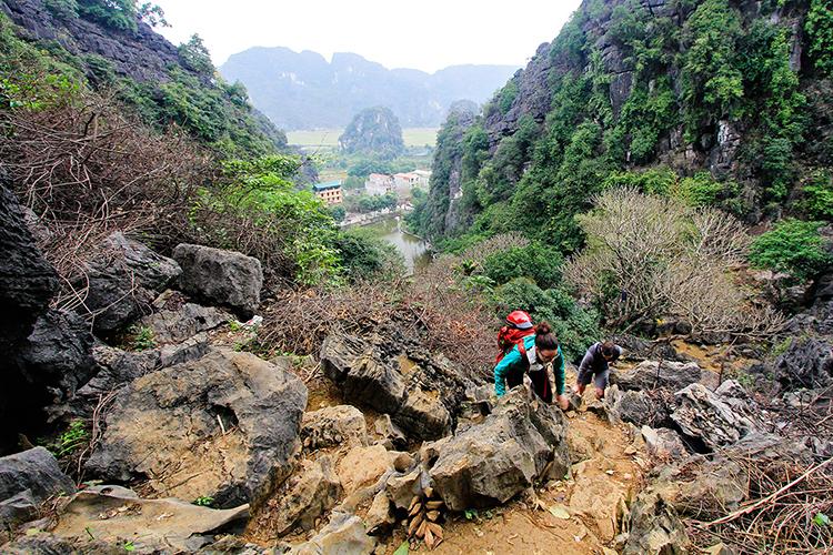 Hiking Bich Dong - Ninh Binh - Wanderlusters