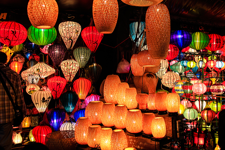 Hoi An Lantern Market - Vietnam - Wanderlusters