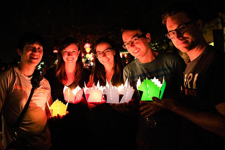 Hoi An Lanterns - Vietnam - Wanderlusters