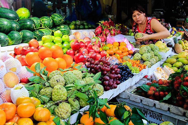 Hoi An Market - Vietnam - Wanderlusters