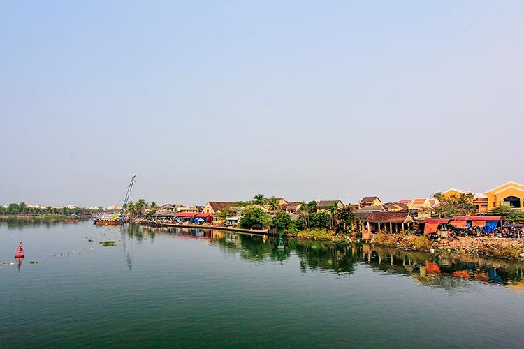 Hoi An Waterfront - Vietnam - Wanderlusters