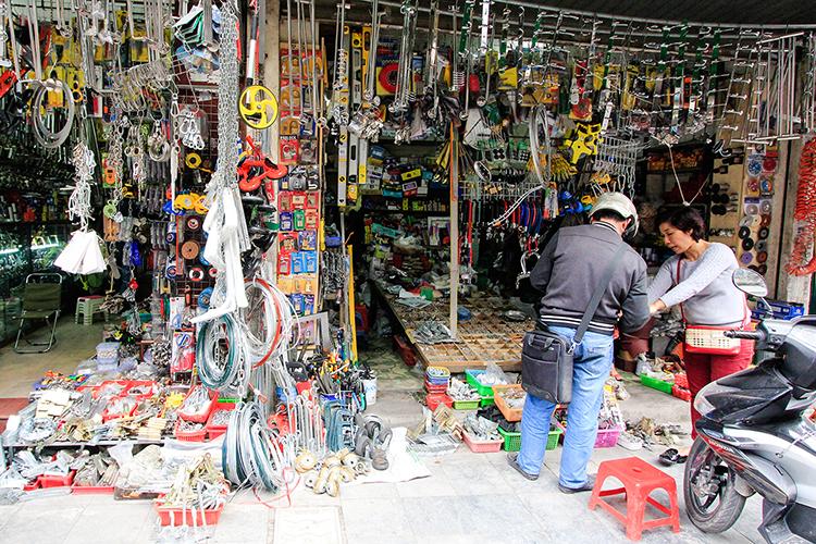 Home Depot in Hanoi Vietnam - Wanderlusters