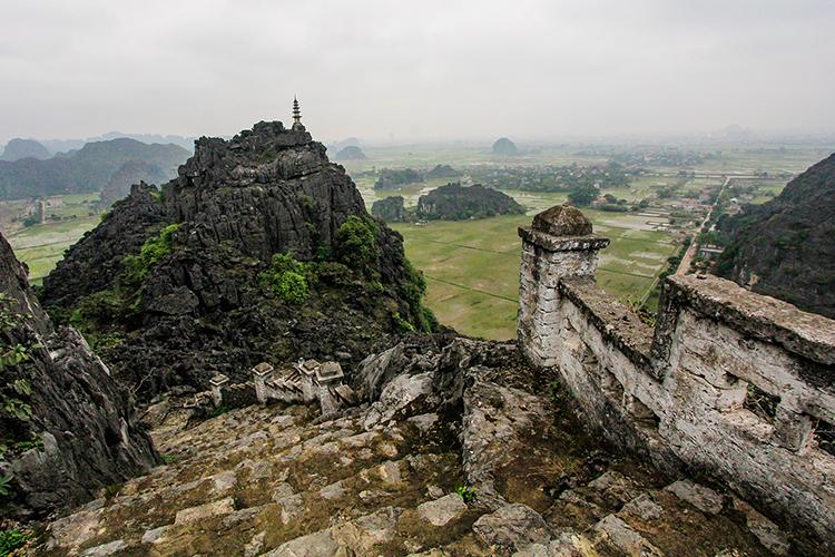 Mua Pagoda - Ninh Binh Vietnam - Wanderlusters
