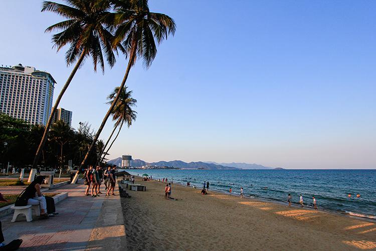 Nha Trang Beach - Vietnam Easy Rider Tour - Wanderlusters