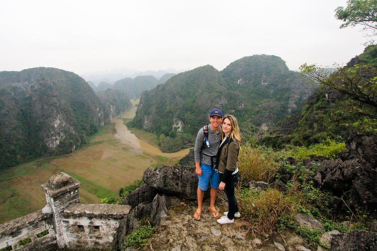 Ninh Binh Viewpoint - Vietnam - Wanderlusters