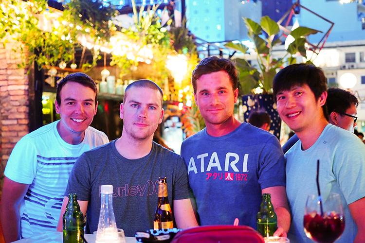 Not a Bar Saigon - Vietnam - Wanderlusters
