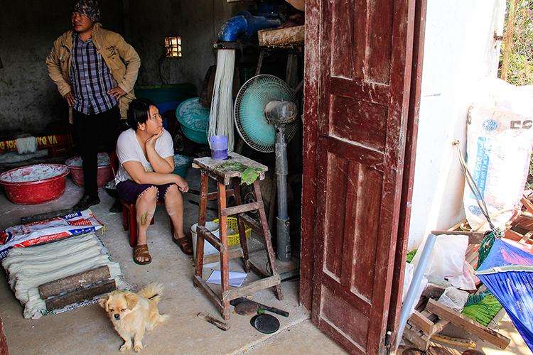 Rice Noodle Factory - Dalat Vietnam - Wanderlusters