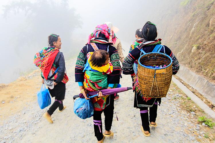 Sapa Minority Villages - Vietnam - Wanderlusters