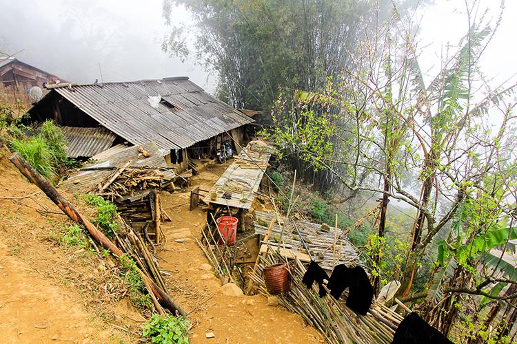 Sapa Trek Huts - Vietnam - Wanderlusters