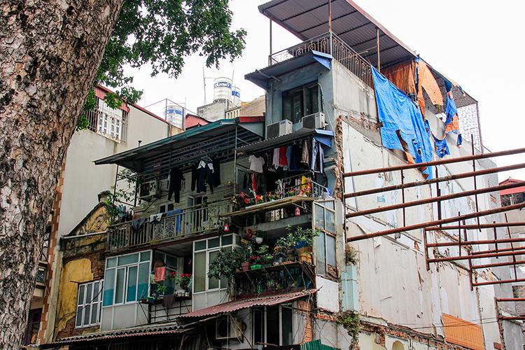 Vietnam Buildings - Wanderlusters