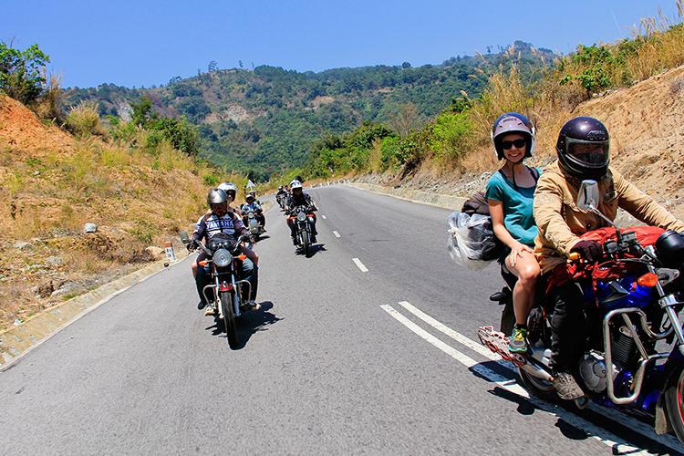 Vietnam Riders Tour Group - Dalat - Wanderlusters